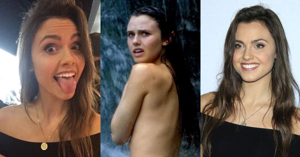 56 Sexiest Poppy Drayton Boobs Pictures Are Just The Right Size To Look And Enjoy