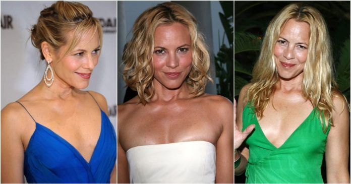 59 Sexiest Maria Bello Boobs Pictures Are A Feast For Your Eyes