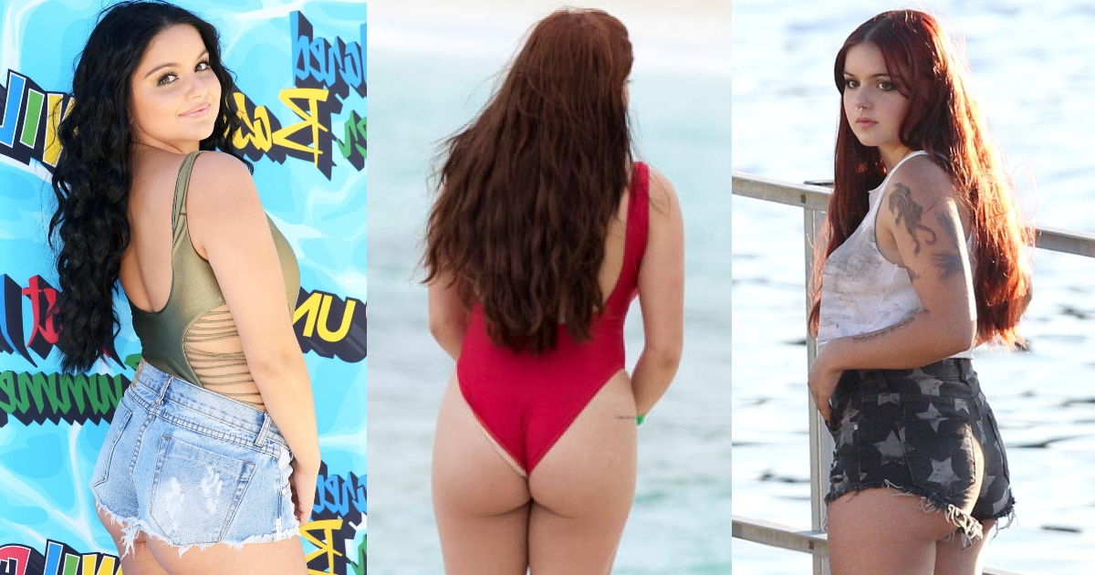 61 Ariel Winter Big Ass Pictures Will Get Your Toes Curled