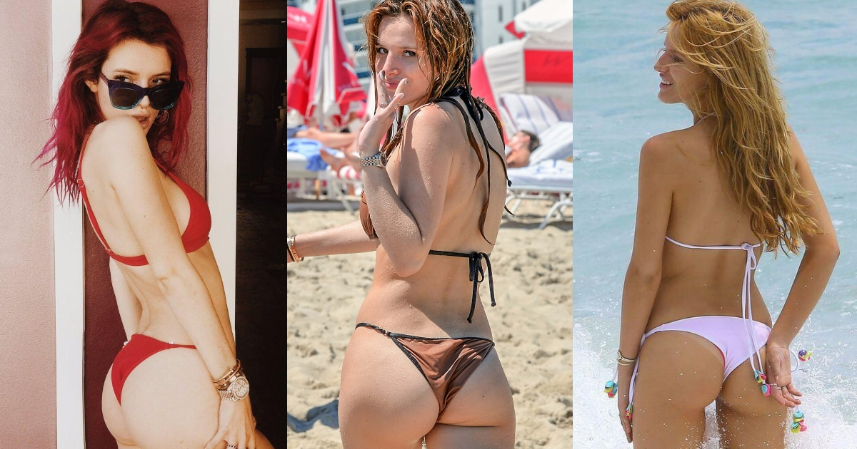 61 Bella Thorne Big Booty Pictues Will Remind You Of Kamasutra