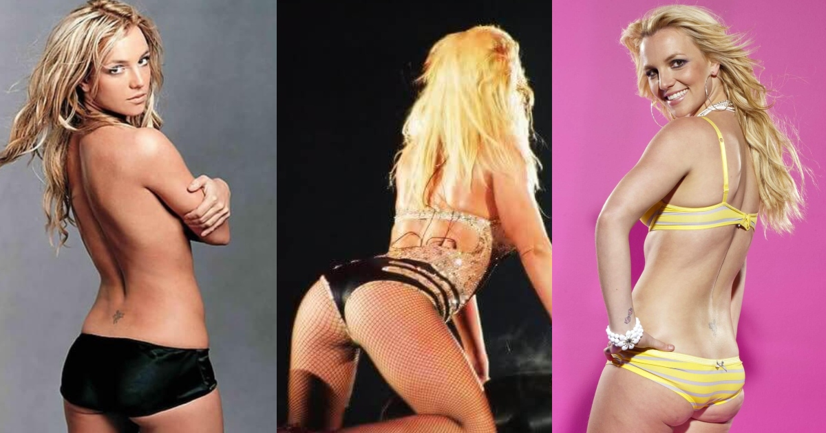 61 Britney Spears Big Ass Pictures Will Spike Your Carnal Desires