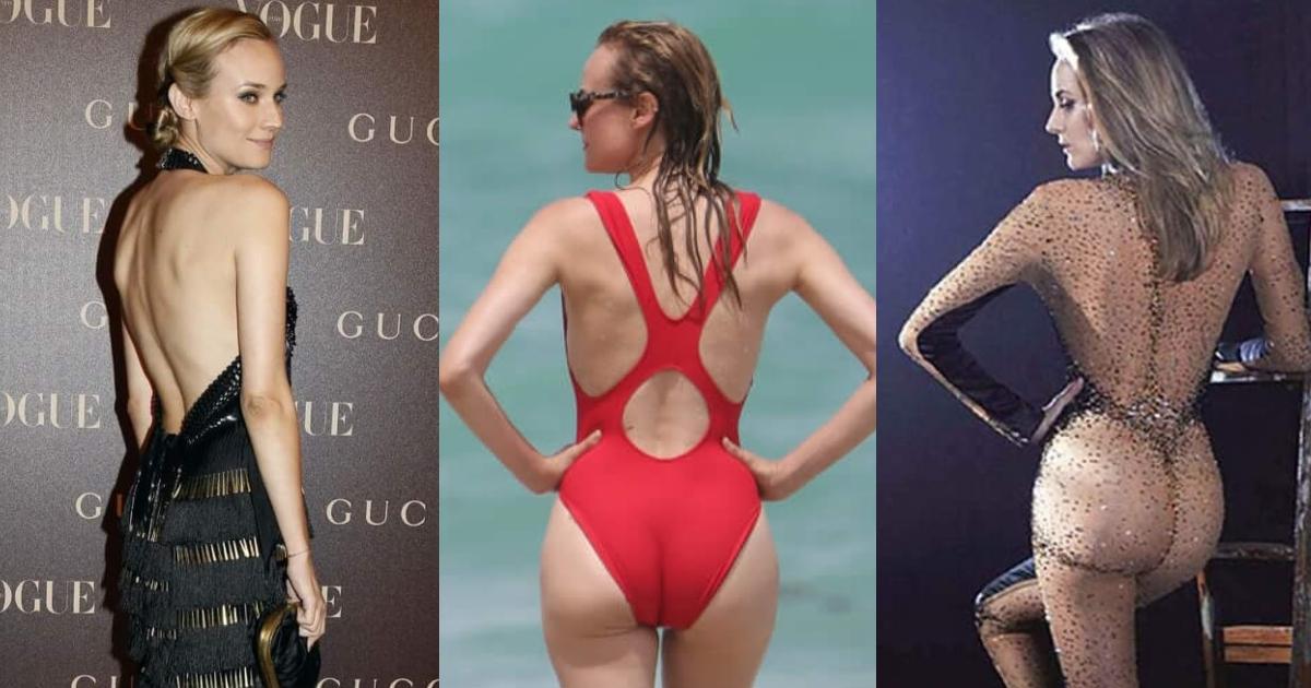 61 Diane Kruger Big Butt Pictures Define Natural Beauty