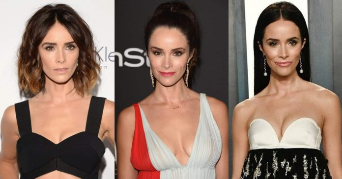 61 Hottest Abigail Spencer Boobs Pictures Expose Her Perfect Cleavage