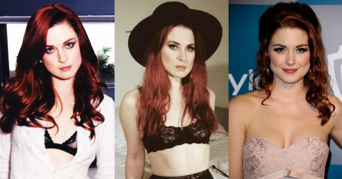 61 Hottest Alexandra Breckenridge Boobs Pictures Show Off Her Perfect Set Of Racks