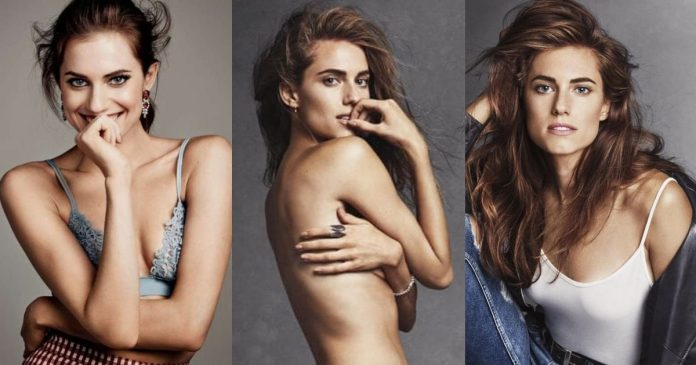 61 Hottest Allison Williams Boobs Pictures Will Tempt You To Hug Her Tightly