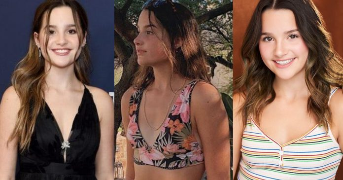 61 Hottest Annie LeBlanc Boobs Pictures Show Off Her Perfect Set Of Racks