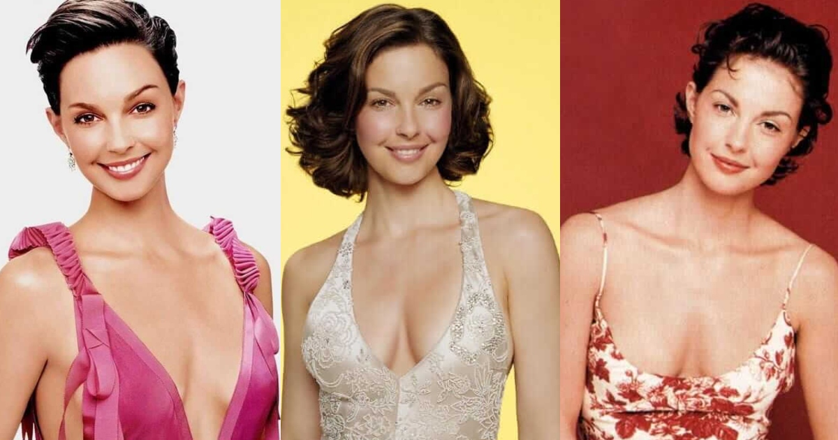 61 Hottest Ashley Judd Boobs Pictures Will Tempt You To Hug Her Tightly