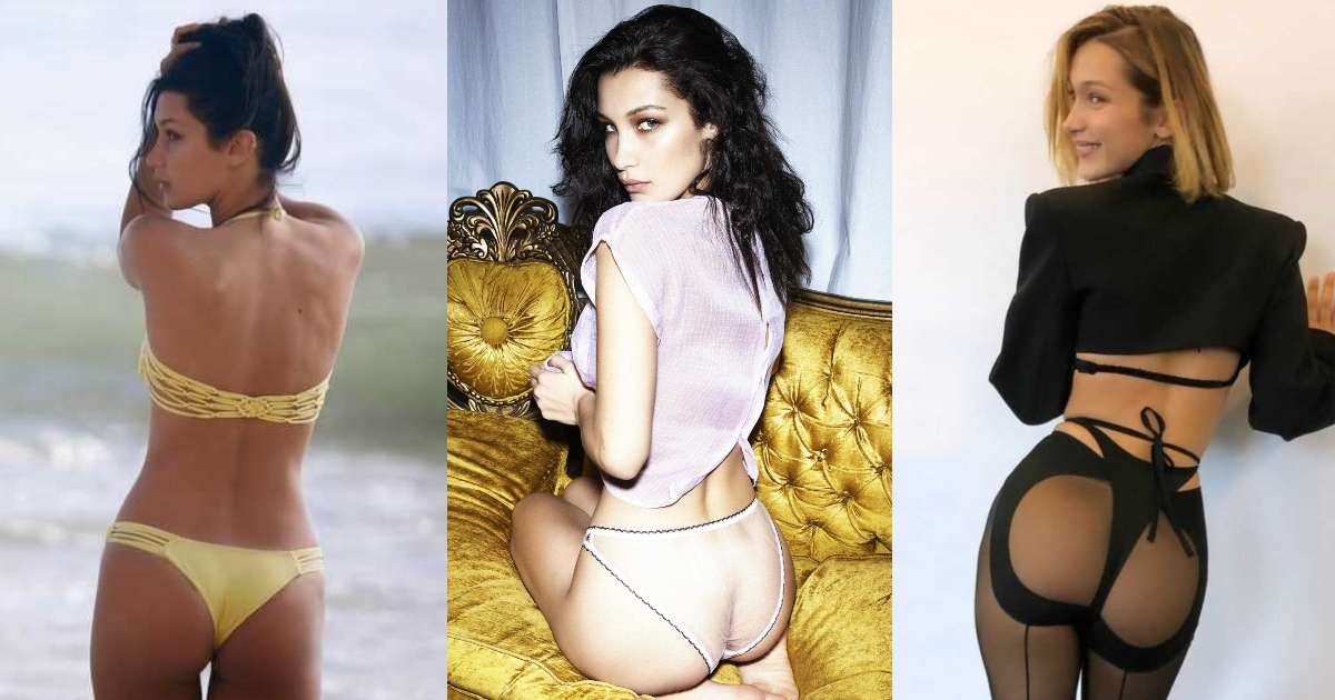 61 Bella Hadid Big Butt Pictures Will Drive You Nuts