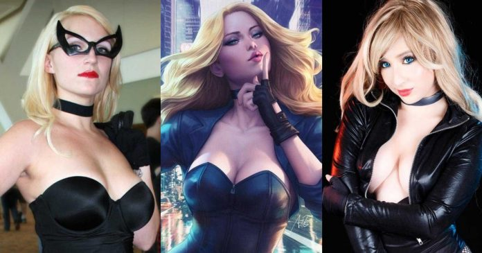 61 Hottest Black Canary Boobs Pictures Spectacularly Tantalizing Tits