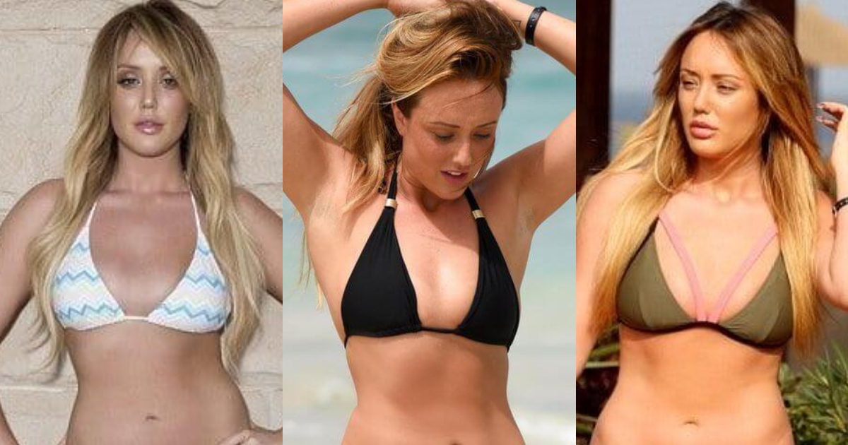61 Hottest Charlotte Crosby Boobs Pictures You Just Want To Nestle Between Them