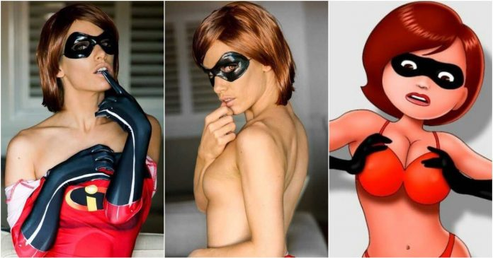 61 Hottest Elastigirl Boobs Pictures Are Arousing And Appealing