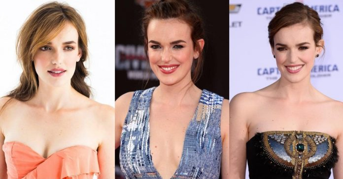 61 Hottest Elizabeth Henstridge Boobs Pictures Are Arousing And Appealing