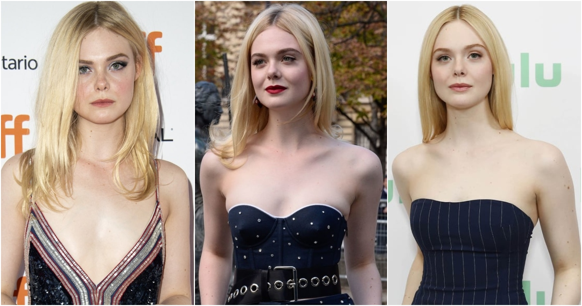 61 Hottest Elle Fanning Boobs Pictures A Visual Treat To Make Your Day