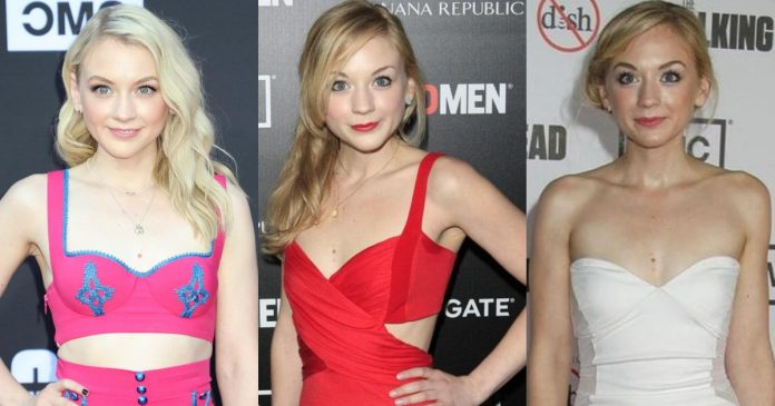 61 Hottest Emily Kinney Boobs Pictures A Visual Treat To Make Your Day