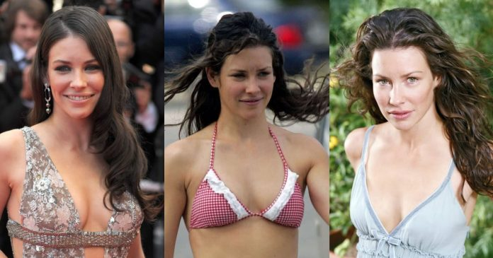61 Hottest Evangeline Lilly Boobs Pictures Are A Perfect Fit To Make Her A Hottie Hit