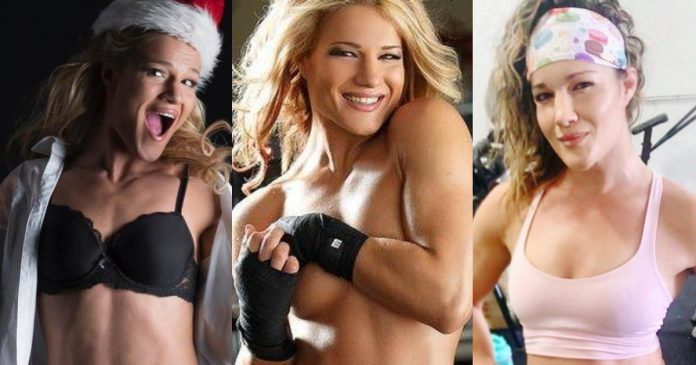61 Hottest Felice Herrig Boobs Pictures Expose Her Perfect Cleavage