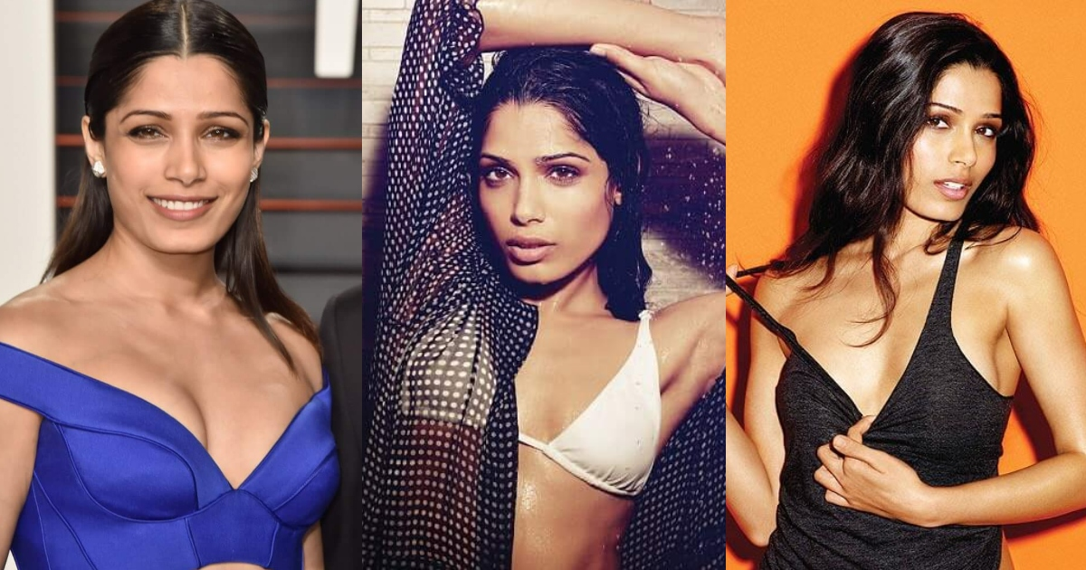61 Hottest Freida Pinto Boobs Pictures That Are Ravishingly Revealing