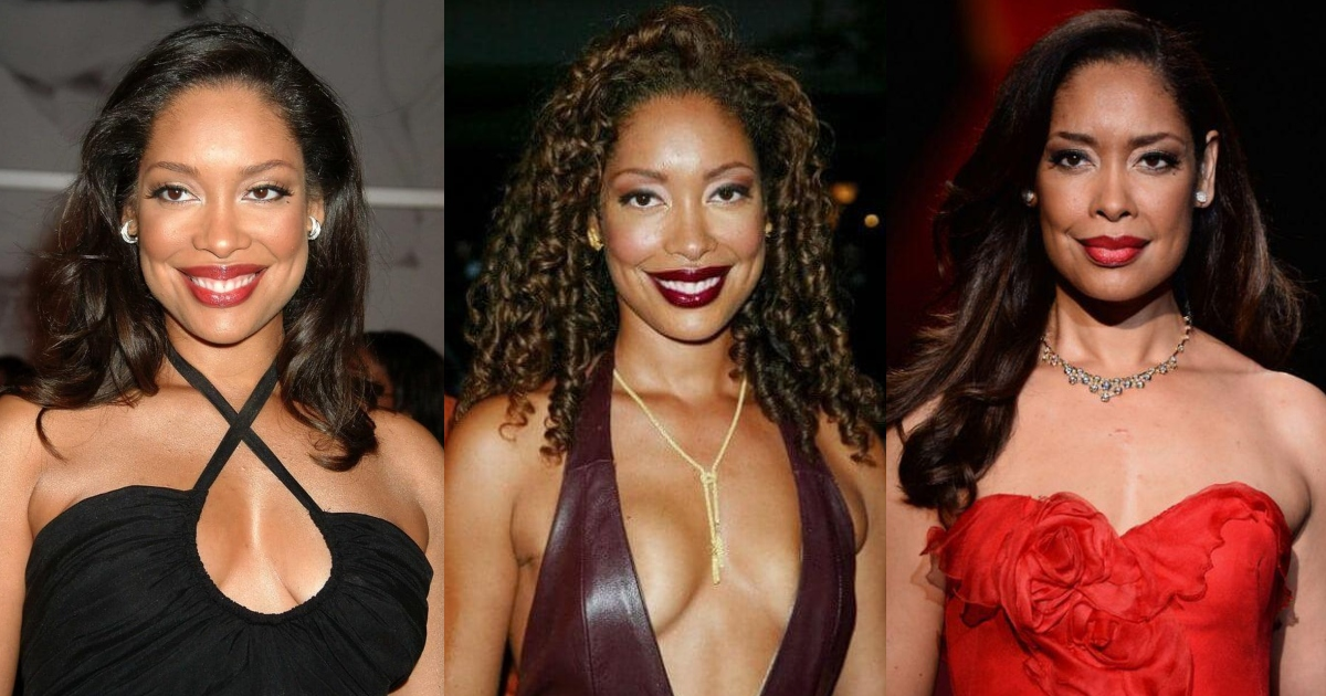 61 Hottest Gina Torres Boobs Pictures Spectacularly Tantalizing Tits