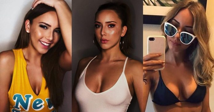 61 Hottest Hailie Jade Boobs Pictures Are A Perfect Fit To Make Her A Hottie Hit