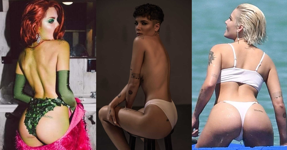 61 Halsey Big Ass Pictures Are Define True Beauty