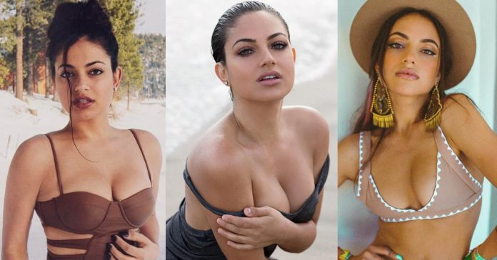 61 Hottest Inanna Sarkis Boobs Pictures Are Arousing And Appealing