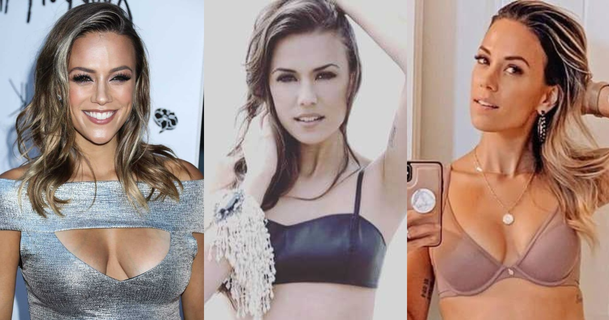 61 Hottest Jana Kramer Boobs Pictures Show Off Her Perfect Set Of Racks