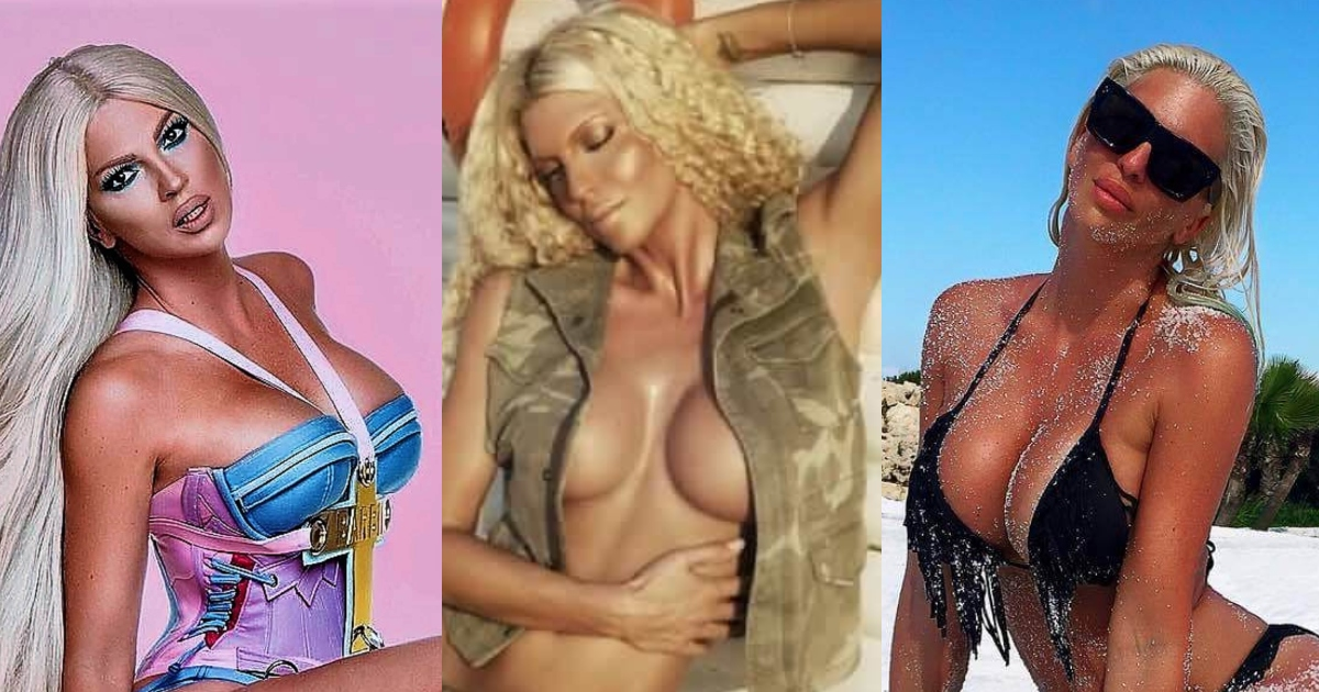 61 Hottest Jelena Karleuša Boobs Pictures Are A Perfect Fit To Make Her A Hottie Hit