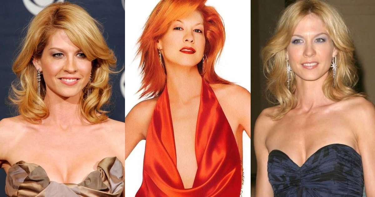 61 Hottest Jenna Elfman Boobs Pictures Are A Perfect Fit To Make Her A Hottie Hit