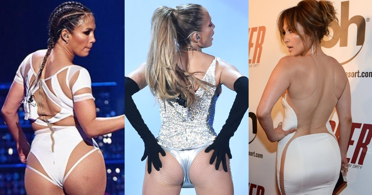 61 Jennifer Lopez Big Butt Pictures Will Make You Her Biggest Fan
