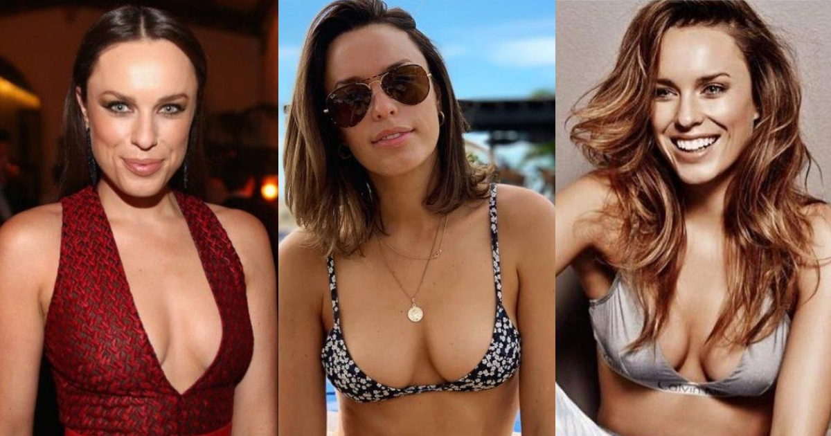 61 Hottest Jessica McNamee Boobs Pictures Spectacularly Tantalizing Tits