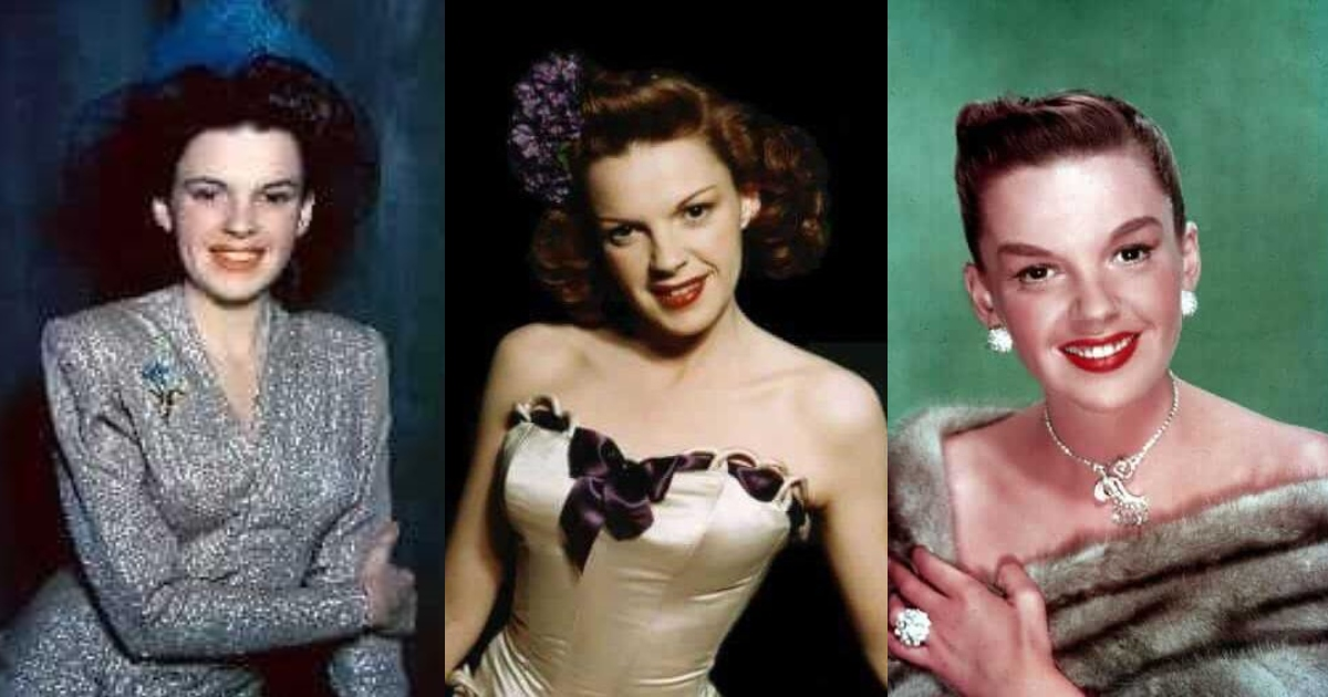 61 Hottest Judy Garland Boobs Pictures Are As Soft As They Look