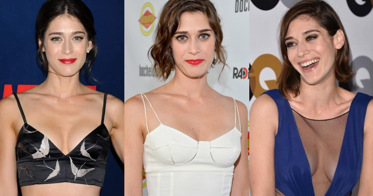 61 Hottest Lizzy Caplan Boobs Pictures That Look Flaunting In A Bikini