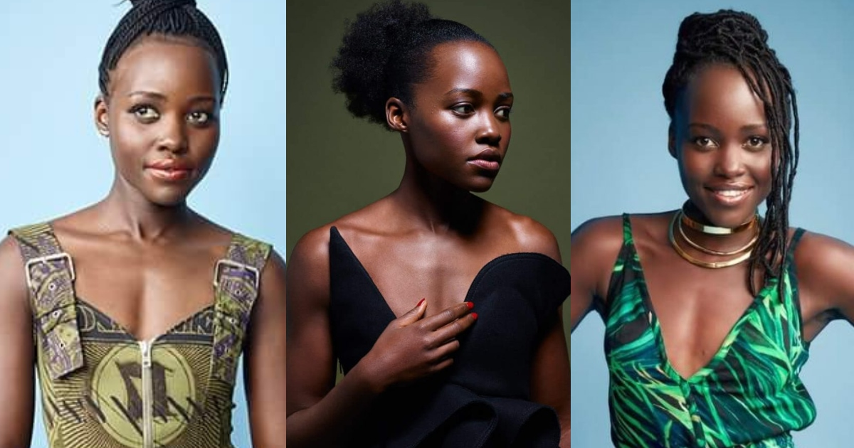 61 Hottest Lupita Nyong'o Boobs Pictures Expose Her Perfect Cleavage