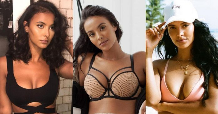 61 Hottest Maya Jama Boobs Pictures A Visual Treat To Make Your Day
