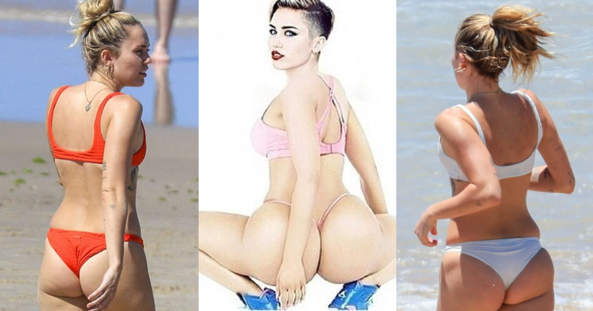 61 Hottest Miley Cyrus Butt Pictures Which Will Get You Completely Perspiring