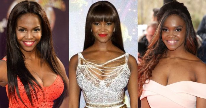 61 Hottest Oti Mabuse Boobs Pictures Are As Soft As They Look