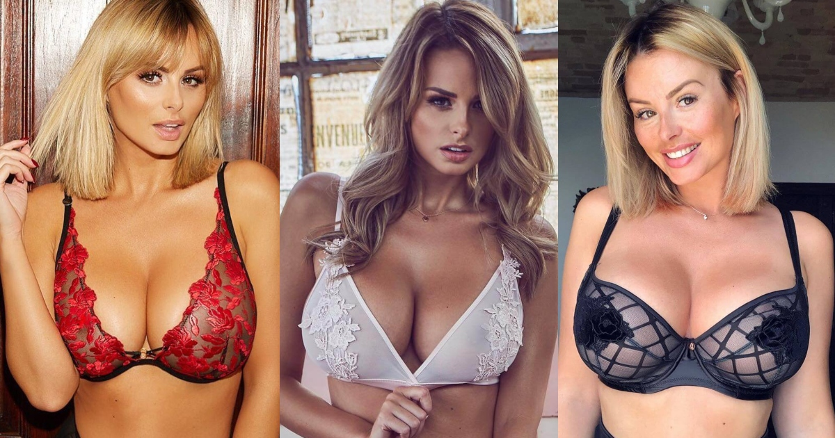 61 Hottest Rhian Sugden Boobs Pictures Are Arousing And Appealing