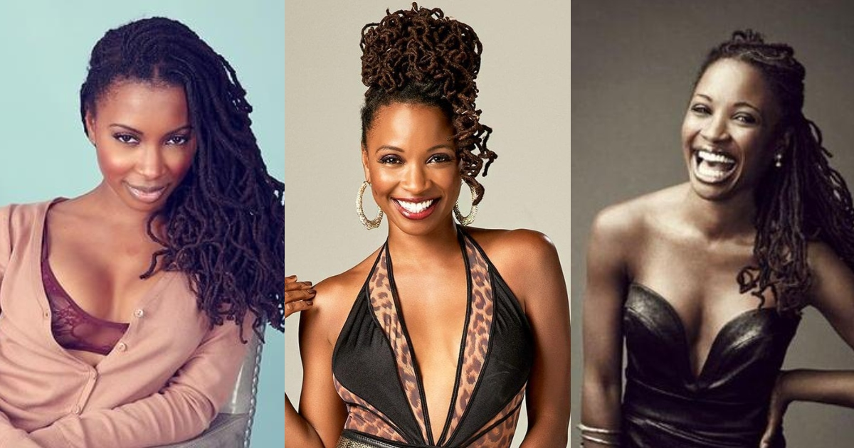 61 Hottest Shanola Hampton Boobs Pictures Expose Her Perfect Cleavage