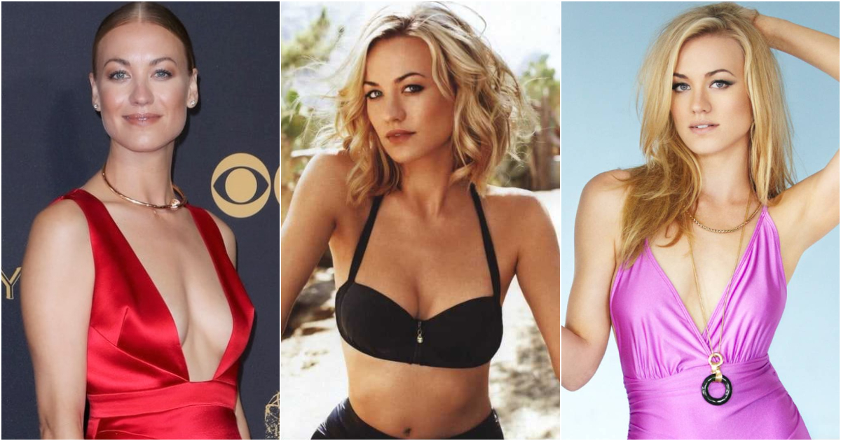 61 Hottest Yvonne Strahovski Boobs Pictures Are As Tight As Can Be