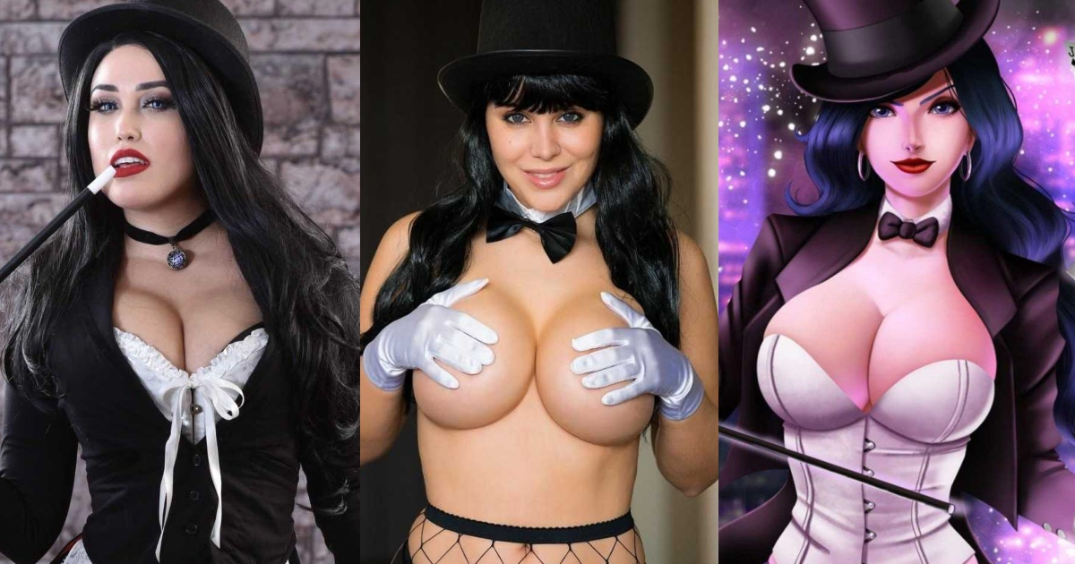 61 Hottest Zatanna Boobs Pictures Are A Perfect Fit To Make Her A Hottie Hit