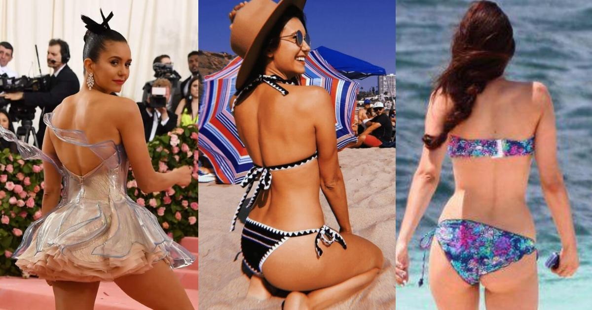 61 Nina Dobrev Big Ass Pictures Are Define True Beauty