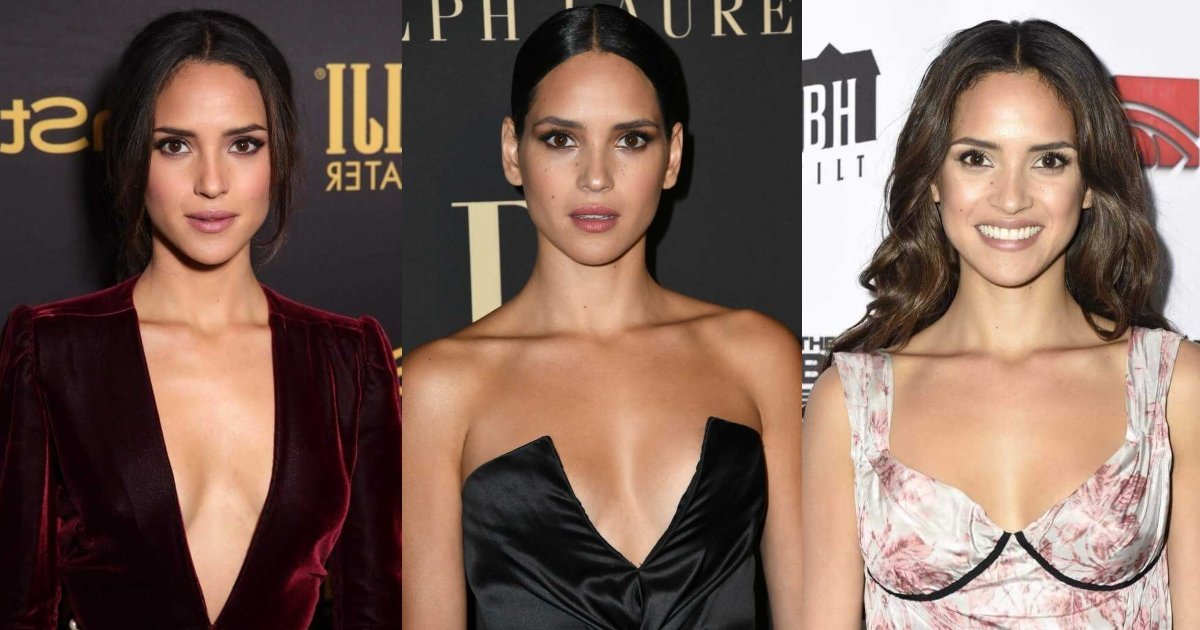 61 Sexiest Adria Arjona Boobs Pictures Are Sexually Raunchy