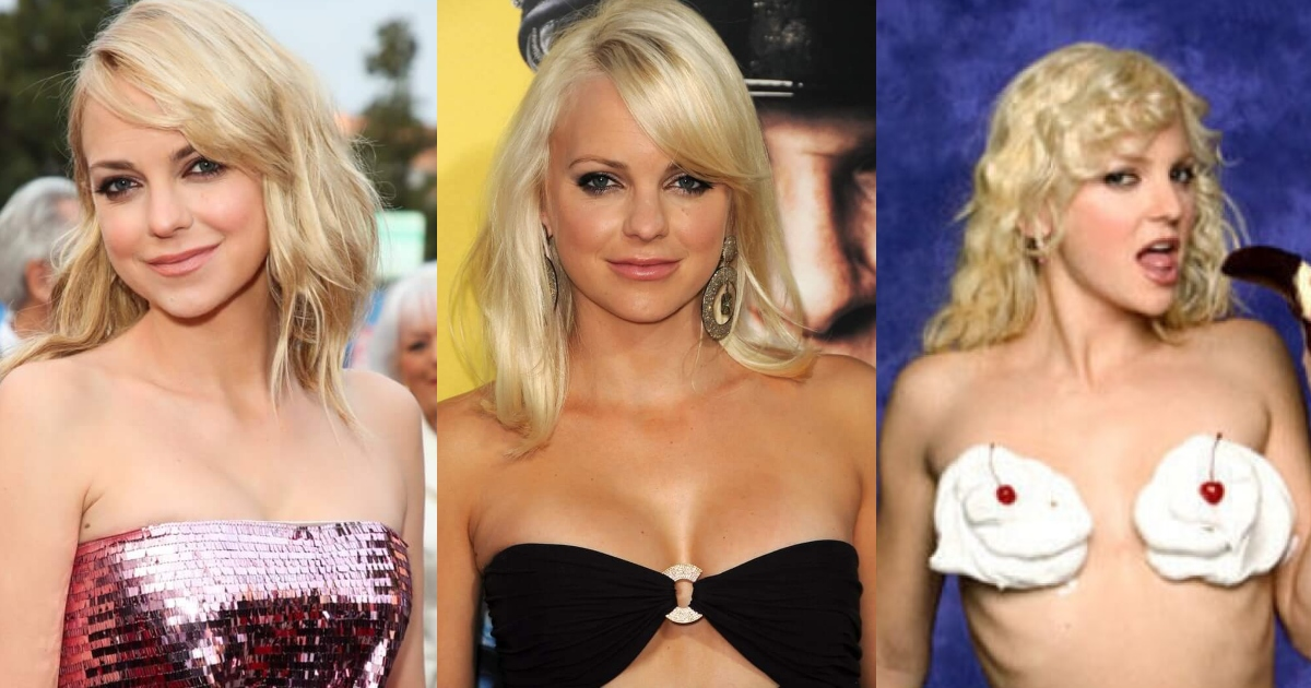 61 Sexiest Anna Faris Boobs Pictures Will Make You Feel Thirsty For Her Melons