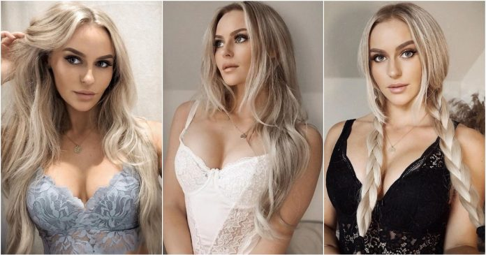 61 Sexiest Anna Nyström Boobs Pictures Are A Feast For Your Eyes