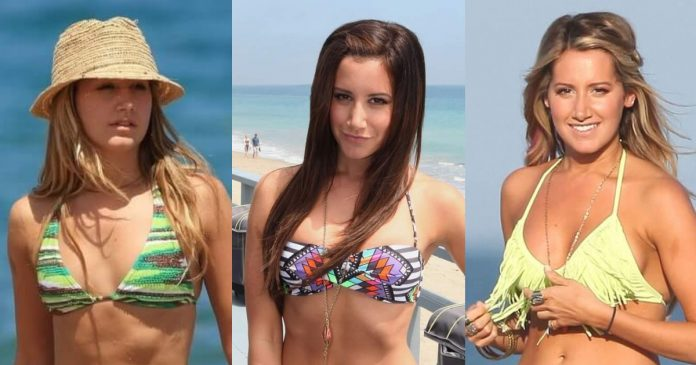 61 Sexiest Ashley Tisdale Boobs Pictures Will Make You Envy The Photographer