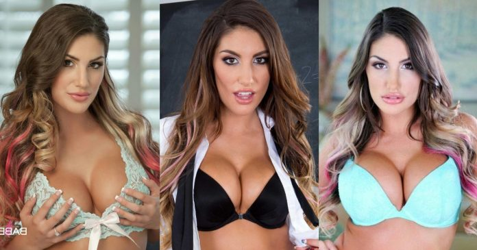61 Sexiest August Ames Boobs Pictures Will Make You Envy The Photographer