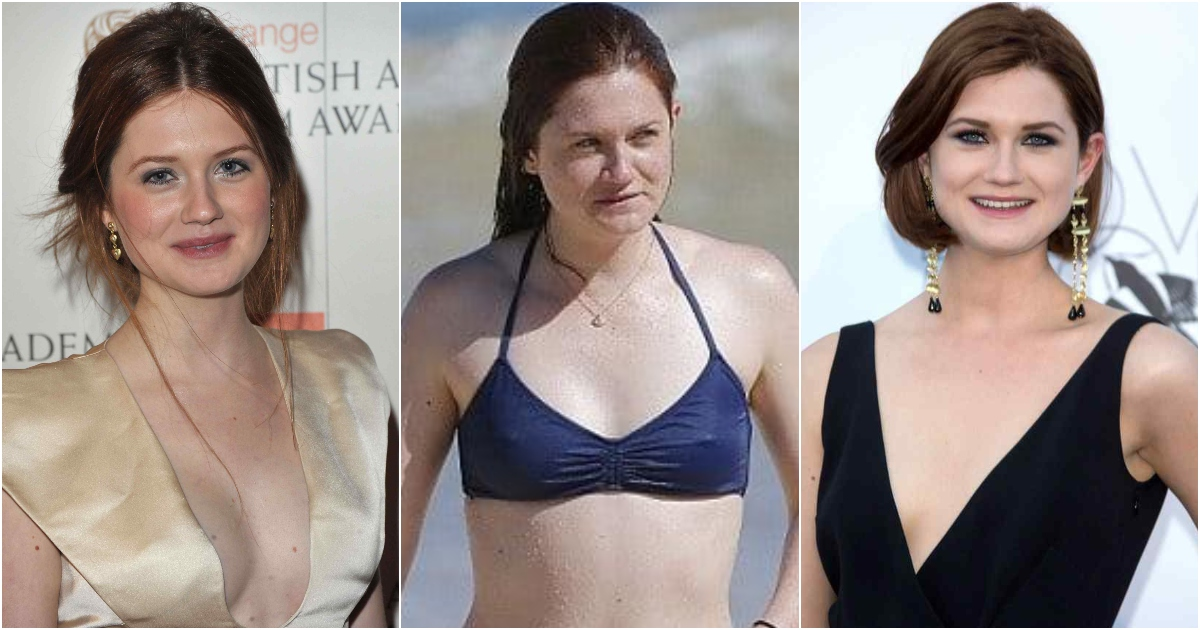 61 Sexiest Bonnie Wright Boobs Pictures Will Make You Feel Thirsty For Her Melons