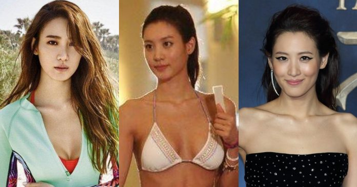61 Sexiest Claudia Kim Boobs Pictures Are Just The Right Size To Look And Enjoy