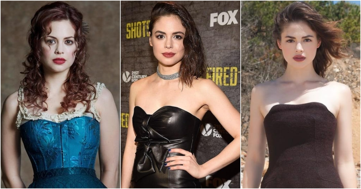 61 Sexiest Conor Leslie Boobs Pictures Will Have You Staring At Them All Day Long