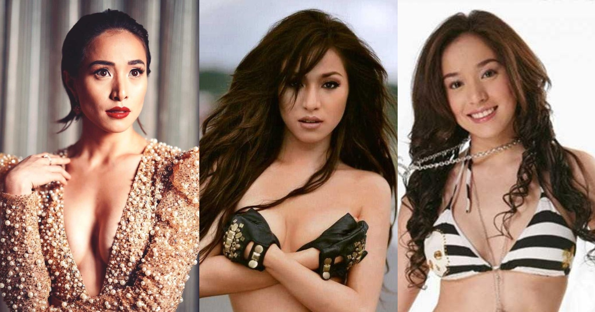 61 Sexiest Cristine Reyes Boobs Pictures Will Make You Envy The Photographer